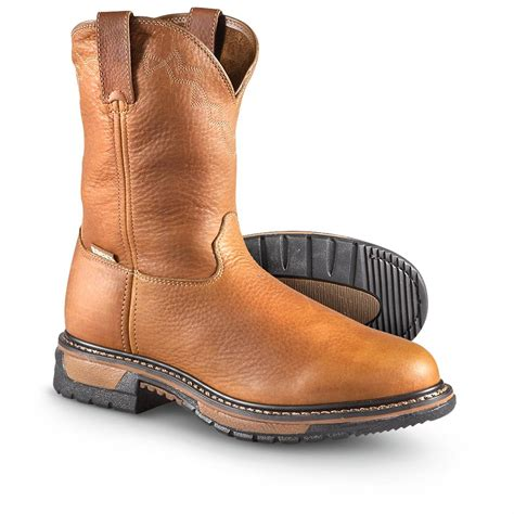 Men's 11 Inch Original Ride Western Boot