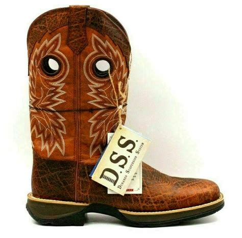 Men's 12 inch Western Workin Rebel Riding Boot