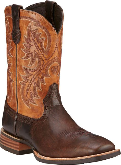 Men's 1554-Sbr Western Boot