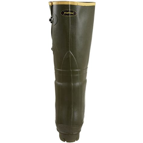 Men's 18' Insulated 2-Buckle Knee Boot