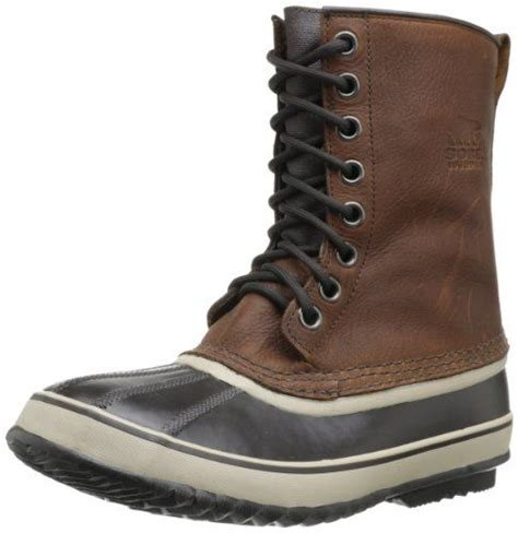 Men's 1964 Premium T Snow Boot, Black, 7.5 D US