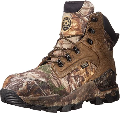 Men's 4833 Deer Tracker 8' Hunting Boot