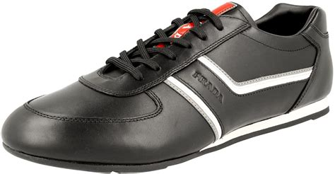 Men's 4E2735 O3Y F0A64 Leather Sneaker