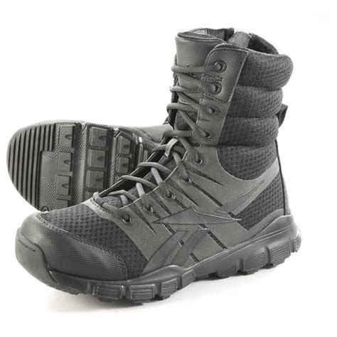 Men's 5' Dauntless Ultralight Combat Boot Black 9 M