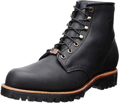 Men's 6' 20028 Lace Up Boot