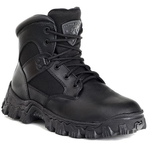 Men's 6' AlphaForce Waterproof CompositeToe Duty Boot-6167