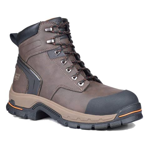 Men's 6' Stockdale GripMax Alloy-Toe Work and Hunt Boot