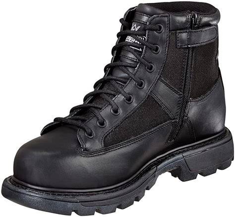 Men's 6' Uniform GEN-flex2 Trooper Side Zip Boot