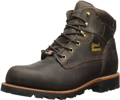 Men's 6' Waterproof Insulated 25203 Lace Up Boot