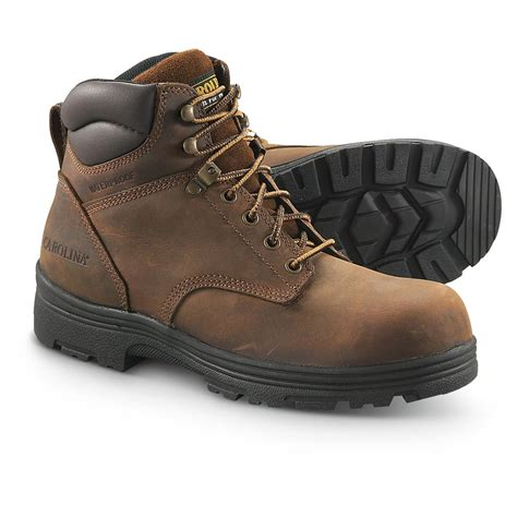 Men's 6' Work Boot