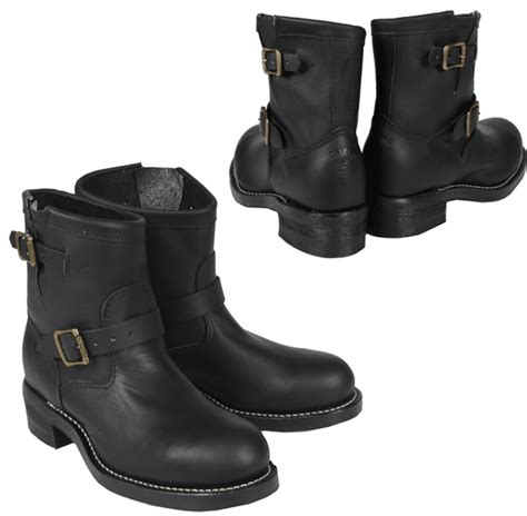 Men's 7' Steel Toe 27872 Motorcycle Boot