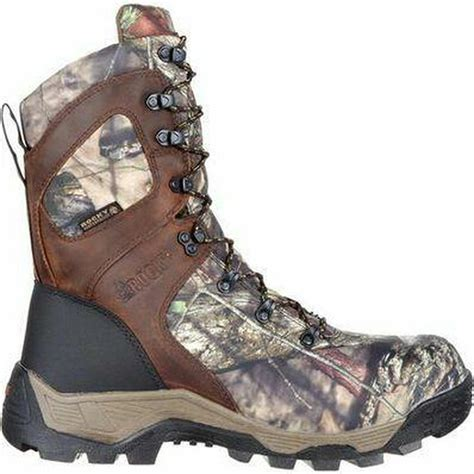 Men's 8' Sport Pro 1000G Insulated Waterproof Outdoor Boot-RKS0309