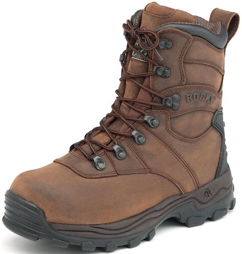 Men's 8' Sport Utility Pro Insulated Waterproof Boots-7480