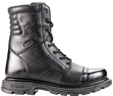 Men's 8-Inch Side Zip Boot