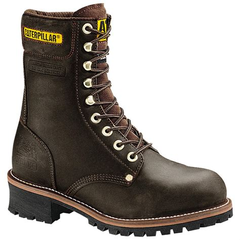 Men's 9' Steel Toe Work Boot