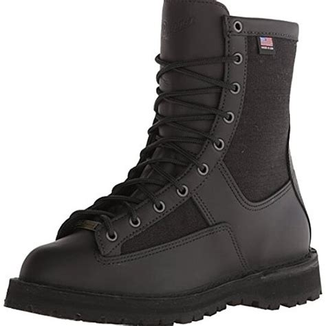 Men's Acadia 8' Black 200G Military and Tactical Boot