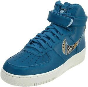 Men's Air Force 1 High '07 LV8 Industrial Blue 806403-402 (SIZE: 8.5)