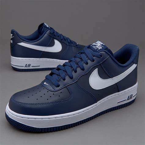 Men's Air Force 1 Ultraforce Navy/White 818735-404