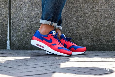 Men's Air Max 1 SE Shoe Blue Nebula/White/Black
