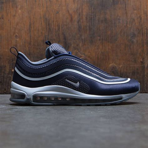 Men's Air Max 97 UL 17, Midnight Navy/White-Cool Grey