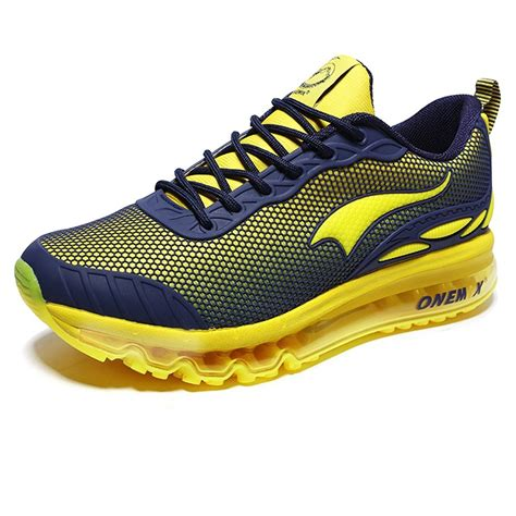 Men's Air Max Cushion Road Running Shoe