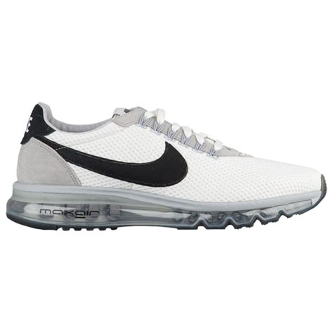 Men's Air Max LD-Zero Summit White/Black Wolf Grey Running Shoe 12 Men US