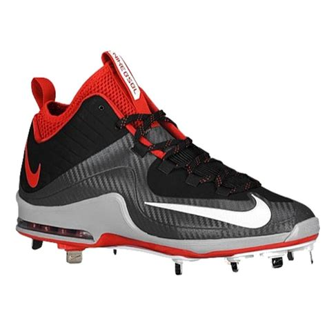 Men's Air Max MVP Elite Mid Metal Baseball Cleats