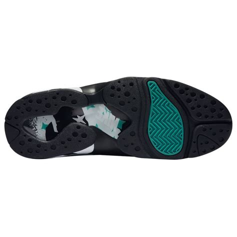 Men's Air Unlimited Black/White Deep Emerald Black Basketball Shoe 11 Men US