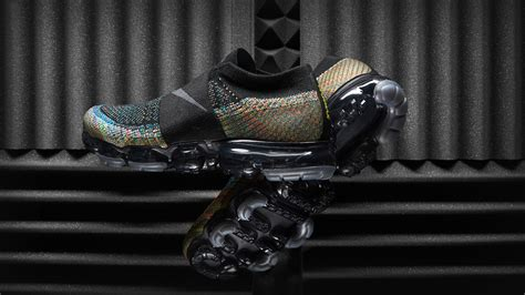 Men's Air Vapormax Flyknit Moc, BLACK/ANTHRACITE-VOLT, 11 M US