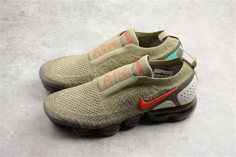 Men's Air Vapormax Flyknit Neutral Olive AH8447-201