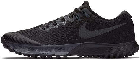 Men's Air Zoom Terra Kiger 4, Black/Anthracite-Anthracite