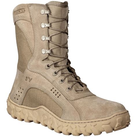 Men's Albany Military and Tactical Boot