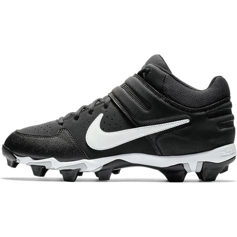Men's Alpha Huarache Keystone Mid Baseball Cleat