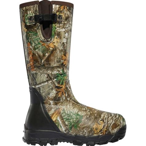 Men's Alphaburly Pro 18' Side-Zip Hunting Boot