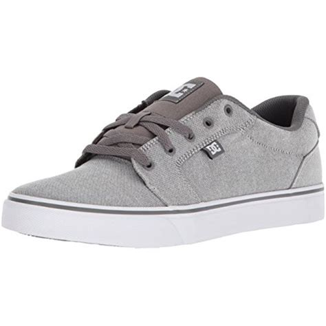 Men's Anvil Tx Skate Shoe, Grey Rinse, 8 D US