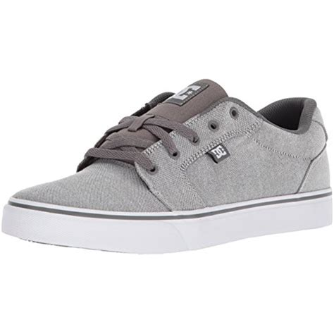 Men's Anvil Tx Skate Shoe, Grey Rinse, 9.5 D US