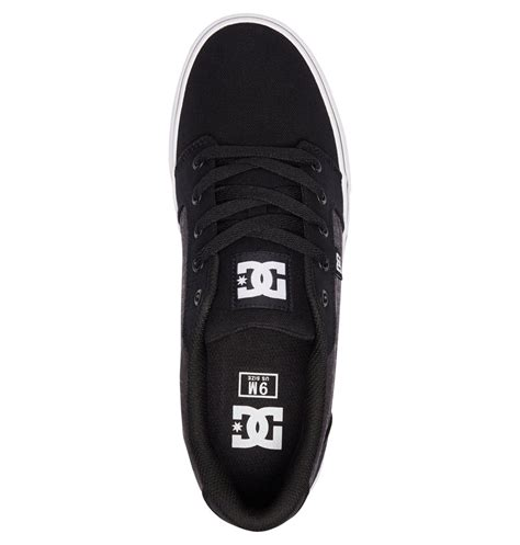 Men's Anvil Tx Skateboarding Shoe, Black/Polka Dot, 7 D US