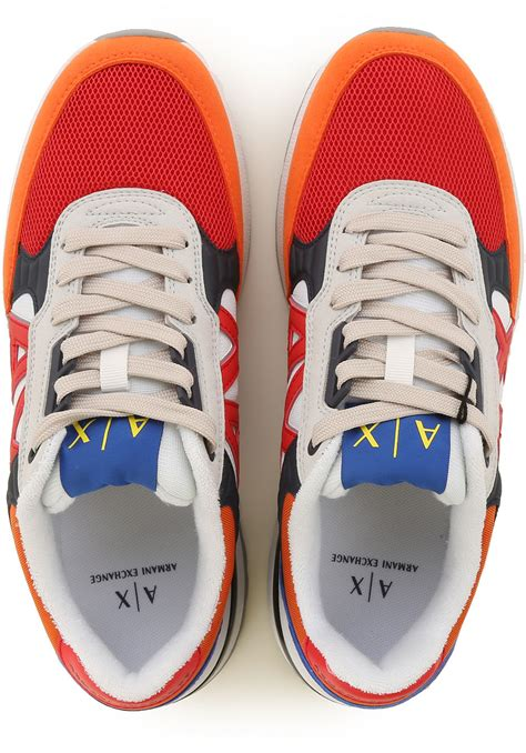 Men's Armani Exchange Logo Sneaker