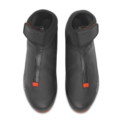 Men's Artica R5 Winter Road Cycling Shoes - Black/Black