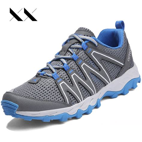 Men's Athletic Training Trail Air Cushion Running Shoes Walking Jogging Outdoor Sports Sneakers