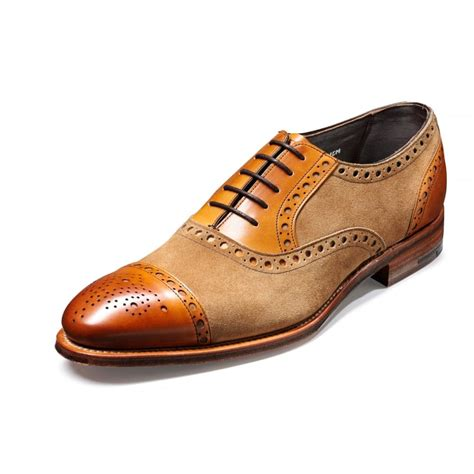 Men's Barker Oxford