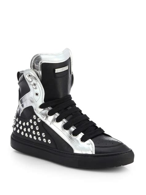 Men's Beckin High Top Sneaker