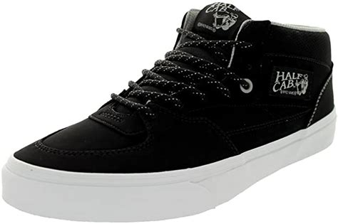 Men's Bedford Perforated Suede Ankle-High Skateboarding Shoe