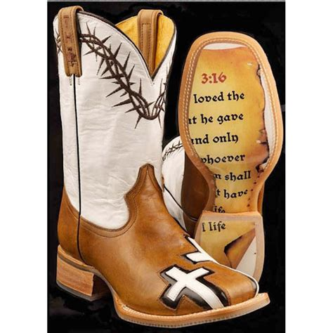 Men's Between Two Thieves Western Boot