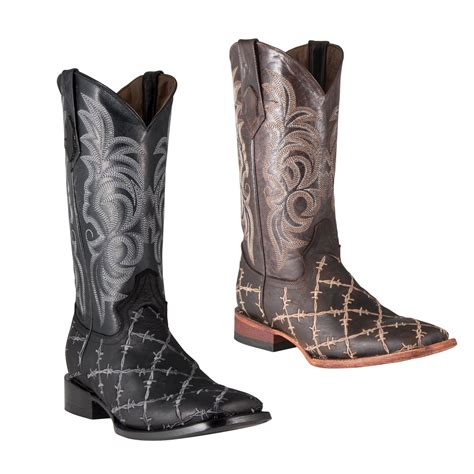 Men's Bob Wire Western Boot