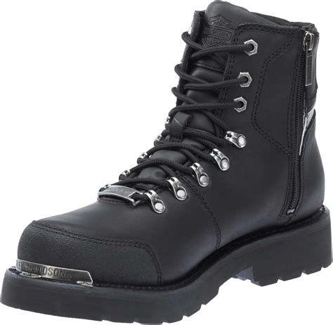 Men's Brawley Black Performance Motorcycle Boots D96129