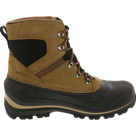 Men's Buxton Lace Snow Boot