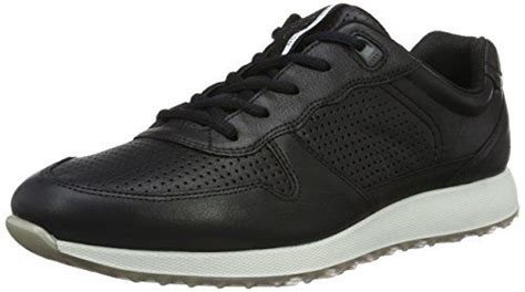 Men's CS16 Low Fashion Sneaker, Black, 45 EU/11-11.5 M US