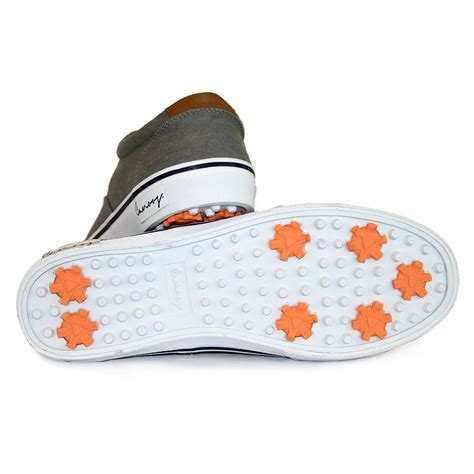 Men's Canvas Golf Shoe - Larson