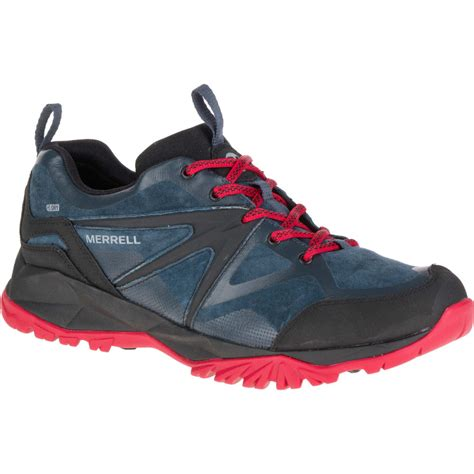 Men's Capra Bolt Leather Waterproof Hiking Shoe